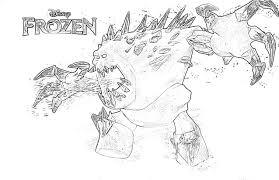 Small Picture Pics Of Disney Frozen Castle Coloring Pages Disneys Frozen