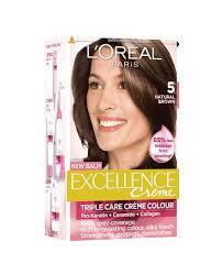 Natural Hair Color Linesl L
