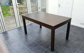 ikea bjursta table extendable table dark brown ikea bjursta extendable table round
