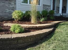 outdoor paver retaining walls minneapolis outdoor landscape rock minneapolis side of house mulch minneapolis