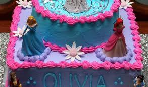 Birthday Doll Design Cake For Girls Best 25 Disney Princess