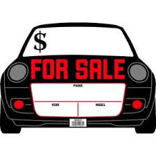 auto for sale sign the hillman group auto for sale sign 843474 ebay