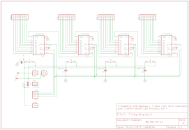 arduino daisy chain shift register 74hc595 arduino daisy chain circuit circuit schematic