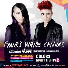 Color Night Lights Chile 2019 Las Cartas Chilenas De Colors Night Lights 2 Ruta Rock