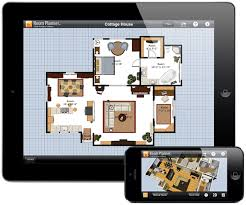 Architecture, Room Application Planner In Cool Home Completed With Some  Rooms And Some Furniture Inside Nice Design: The Room Planner App To.