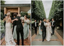 wedding consultant clementine custom events melissa samek suzy sparacio venue caterer chicago botanic garden