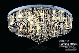 chandeliers wide crystal chandelier chandeliers soft silver 4 light led modern lamp regarding new residence cry