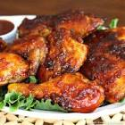 barbecue chicken with maple syrup