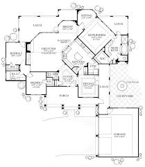 4439 best my wish home images on pinterest house floor plans Southern Living Vintage Lowcountry House Plans mediterranean style house plan 3 beds 2 5 baths 1988 sq ft plan 80 One Story House Plans Southern Living