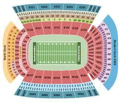 Donald W Reynolds Razorback Stadium Tickets In Fayetteville