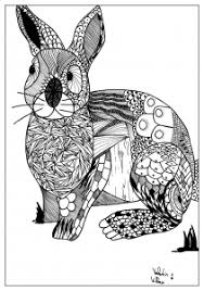 Our coloring pages require the free adobe acrobat reader. Rabbit Coloring Pages For Adults