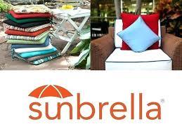 outdoor bench cushions sunbrella patio inspirational custom seat wicker furniture