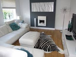 Wallpaper Decoration For Living Room Grey Feature Wall Living Room Yes Yes Go