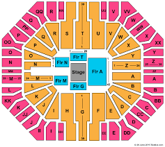 Don Haskins Center El Paso Seating Chart Don Haskins Center Seating Chart