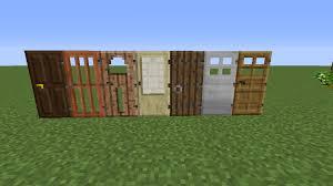 minecraft door. Daylight View Of Minecraft Doors Door
