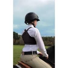 Equifit Shoulders Back Size Chart Equifit Shouldersback Lite