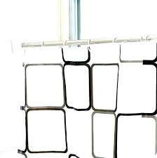 stainless steel closet rod retractable shower curtain poles bathroom straight simple from home theatre 1