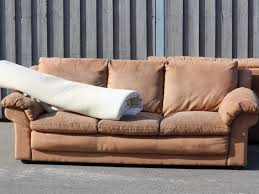 how to clean and sanitize a used couch