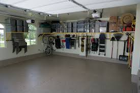 ... Garage Wall Shelving Ideas Thin Yellow Iron Holder Long Square Stayed  Rack High Quality Smooth Painted ...