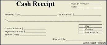 Cash Receipt Cash Receipts Template Excel Free Cash Receipt Slip ...