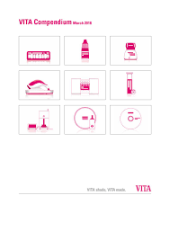 Vita Product Guide By Metrodent Issuu