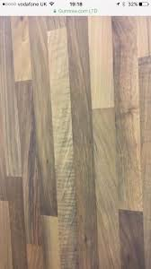 4m wood block kitchen worktop available in other sizes bullnose and pvc edge finish