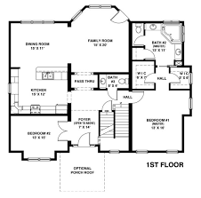 4 bedroom house plans with 2 master suites new two story house plans with master first