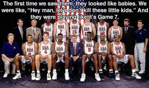 1992 Dream Team Quotes Best of 24 Enlightening Quotes About The Greatest Team In Basketball History