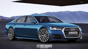 X-Tomi Design: Audi A8 (2017)