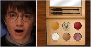 these harry potter make up palettes have got the internet going mad