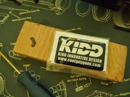 Kidd Innovative Design Canada Mister Donuts Firearms Blog New Extractor For My 10 22