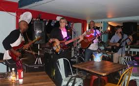 Rocking the night away . . . Local bands delight in the Gap - Barbados Today