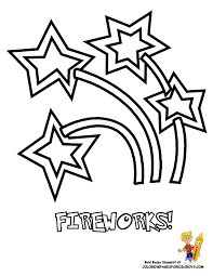 Small Picture Fourth Of July Fireworks Coloring Pages GetColoringPagescom