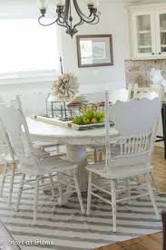 pressed back chairs oak dining set w claw foot