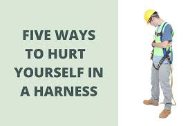 five ways to hurt yourself in a harness fall protection blog Fall Protection Harness five ways to hurt yourself in a harness fall protection harness diagram