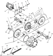 Outstanding new holland tractor wiring diagram pattern everything case 1845 drive chain and gears 02v0 large