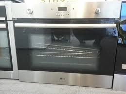 Second Hand Kitchen Unit Doors Lg Lw71105ss 70l Multi Function Oven 2nd Hand Unit Smart