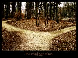 the road not taken by robert frost essay my creative response to  the road not taken by robert frost thinglink