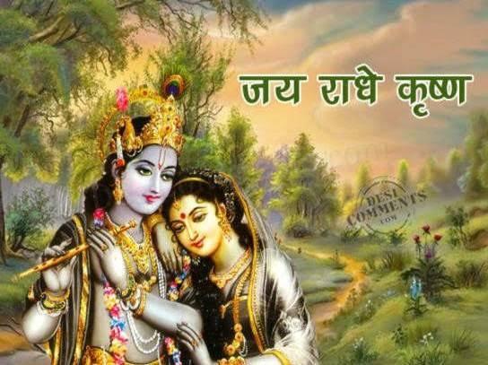 radhe krishna comments