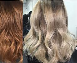 max gourgues a canadian colorist who shares beautiful work at maxgourgues had a client who was usually blonde but they experimented a little with red