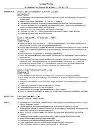 Resume For A Business Analyst Business Analyst Digital Resume Samples Velvet Jobs