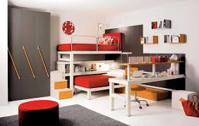 Orange Bedroom Decor Modern Childrens Room Decor Orange Bedroom Decors And Paint Wall