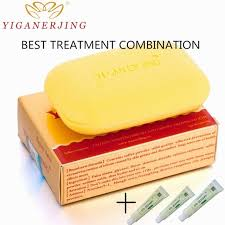 yiganerjing Sulfur Soap ZUDAIFU Original Cream Skin treatment ...