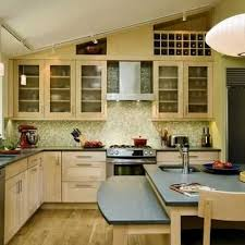vaulted ceiling design ideas remodel and decor page 3 storage above cabinets