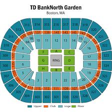 garden seating map. wwe - world wrestling entertainment june 27 tickets boston td . garden seating map e