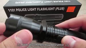 1101 Police Light Flashlight 1101 Type Light Flashlight Stun Gun