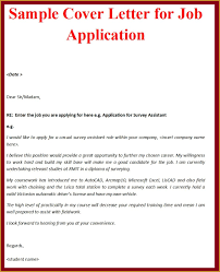 example of job application cover letters template example of job application cover letters