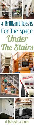 Image Shelves Ads By Amazon Diy Home Sweet Home Brilliant Ideas For The Space Under The Stairs Diy Home Sweet Home