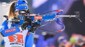 L'italia del biathlon scopre la miglior versione della staffetta femminile, mai così vicina al podio come in questa prima gara. Raisport Mondiali Di Biathlon Oggi Alle 14 30 Su Raisport Hd Sprint Femminile Facebook