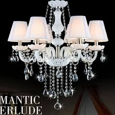 image of white crystal chandelier fogy chandeliers olympia 104ch chrome white crystal chandelier view with